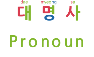Basic Word - Pronoun